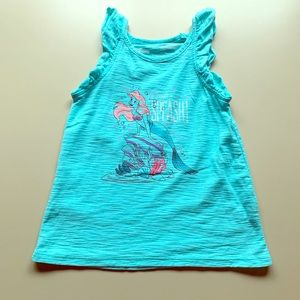 Little Mermaid 🧜♀️ by Disney Top - EUC